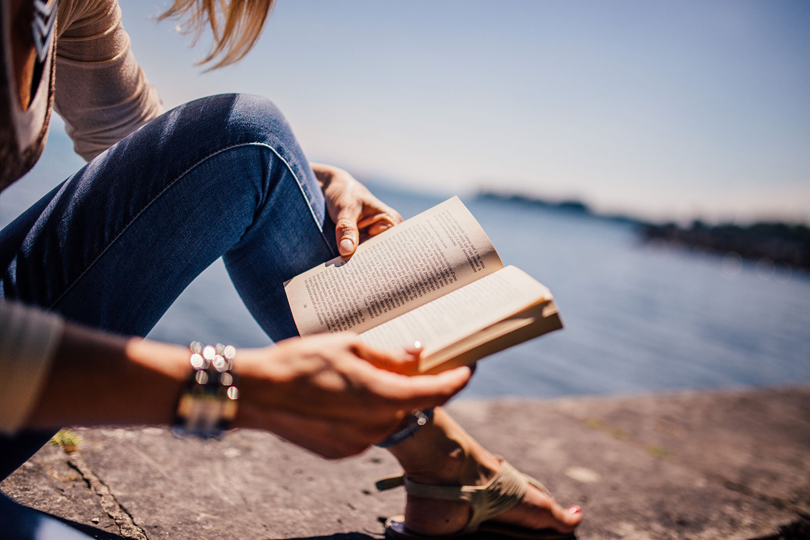 5 books that made me a little bit better person