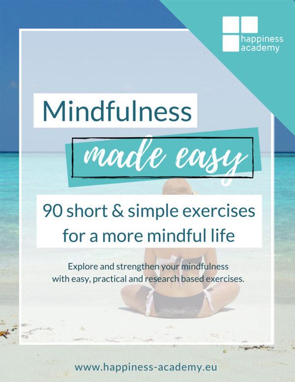 Mindfulness made easy - 90 exercises